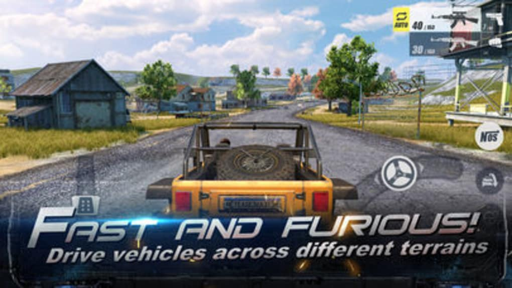 Rules of Survival for iPhone - Download
