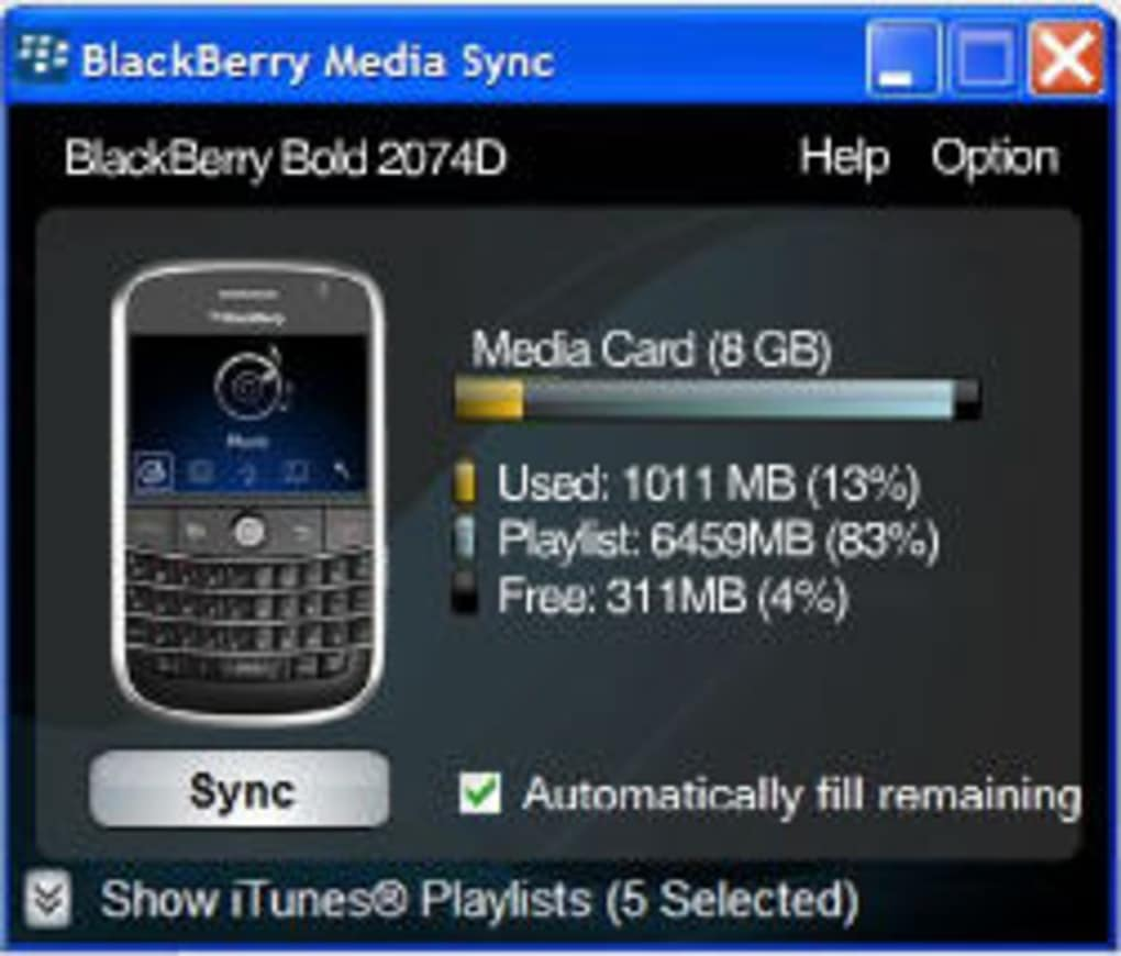 How to sync itunes with a blackberry youtube.
