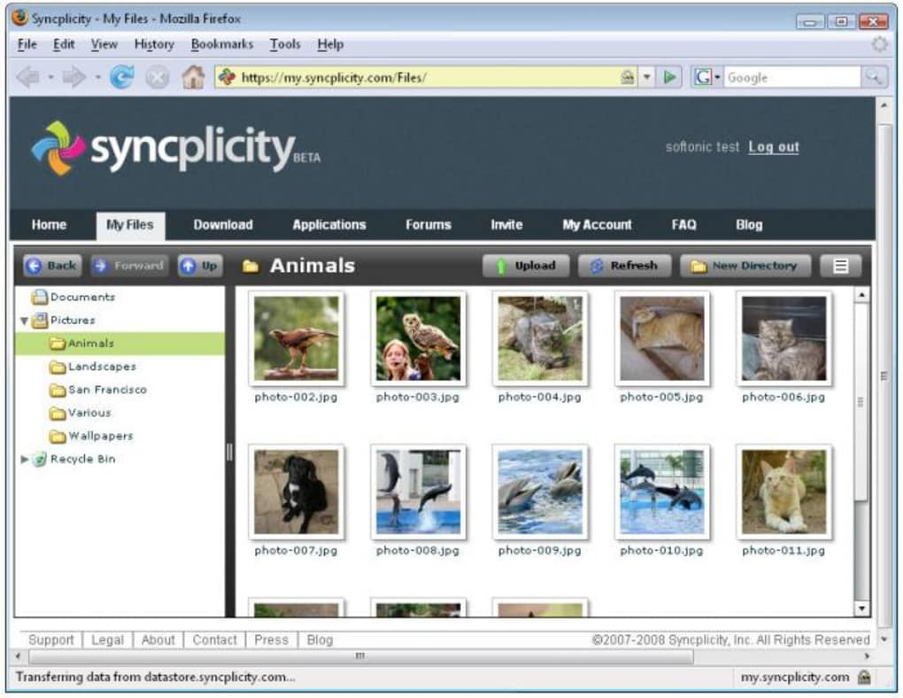 Syncplicity - Download