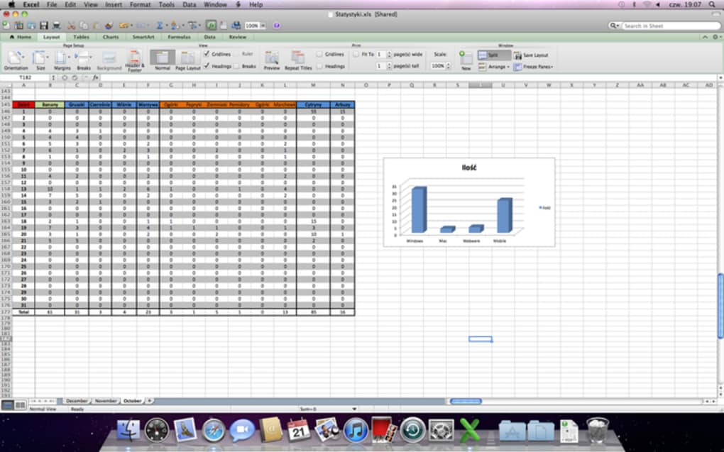 microsoft office excel for macbook