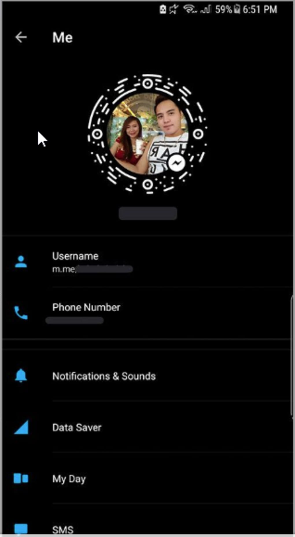 Dark Messenger for Android - Download