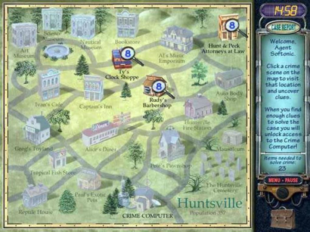 mystery case files huntsville en francais gratuit