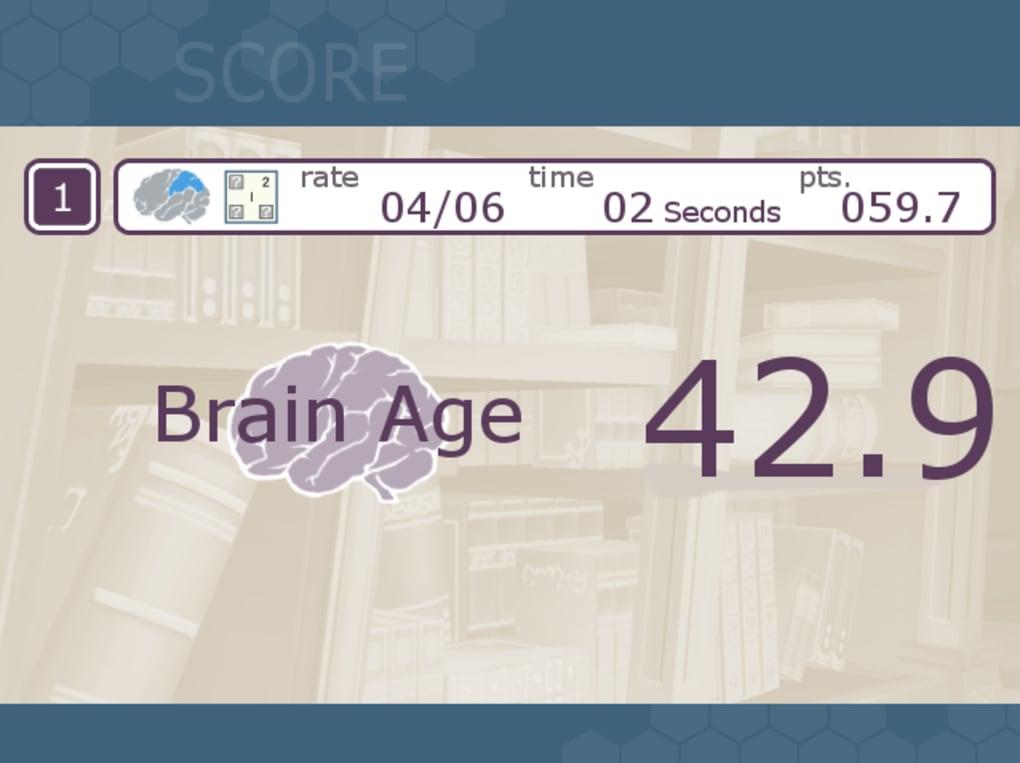 Programme d'entraînement cérébral du Dr Kawashima : Quel âge ...