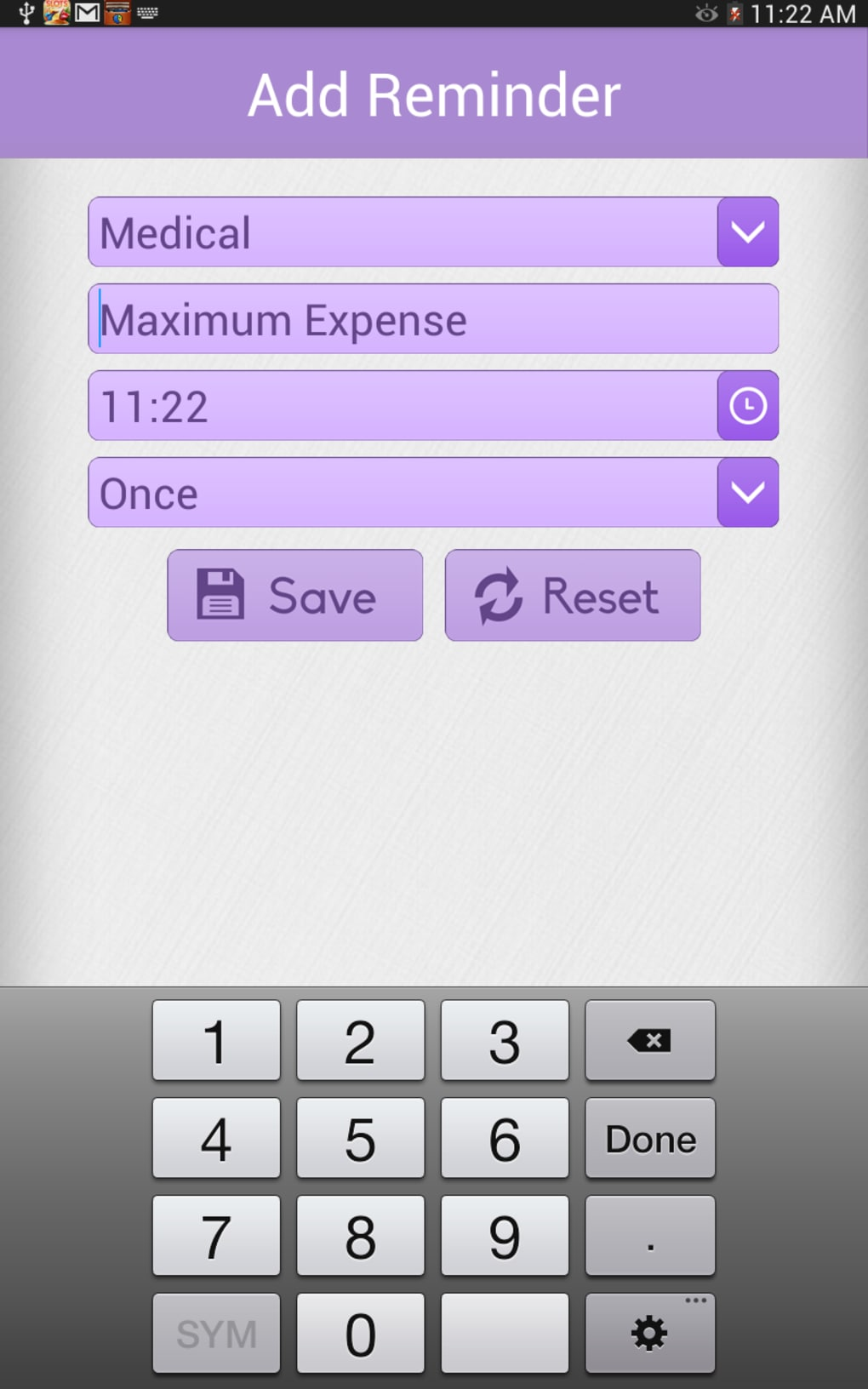 expense diary money manager for android download