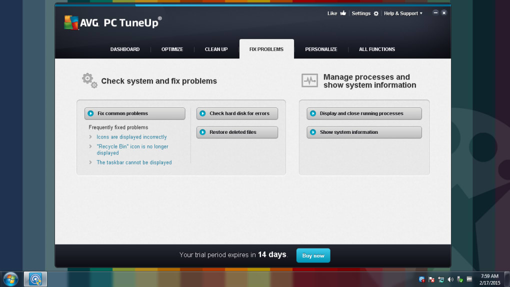 tuneup utilities for windows 10 free download