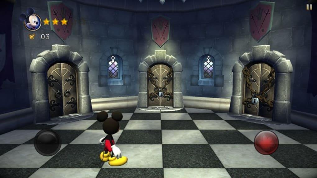 castle of illusion free apk download