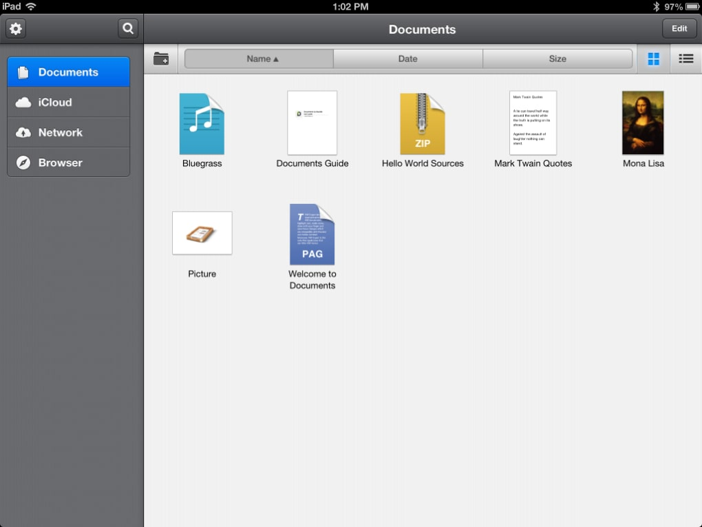 Documents by Readdle for iPhone - Download