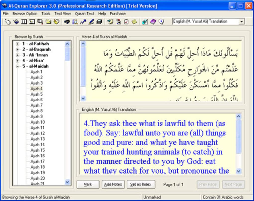 Al-Quran Explorer - Download