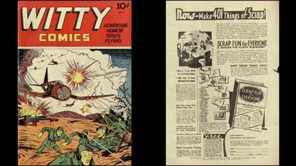 Cover-Comics Reader - Download