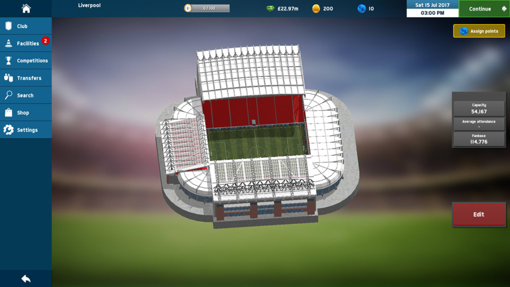 download football manager 2018 apk cracked