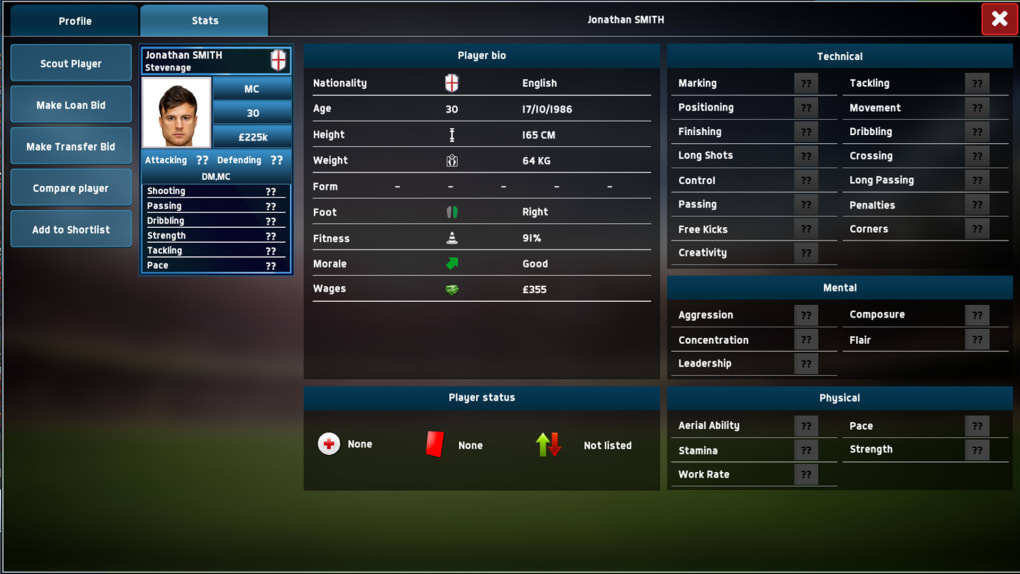 online soccer manager download pc