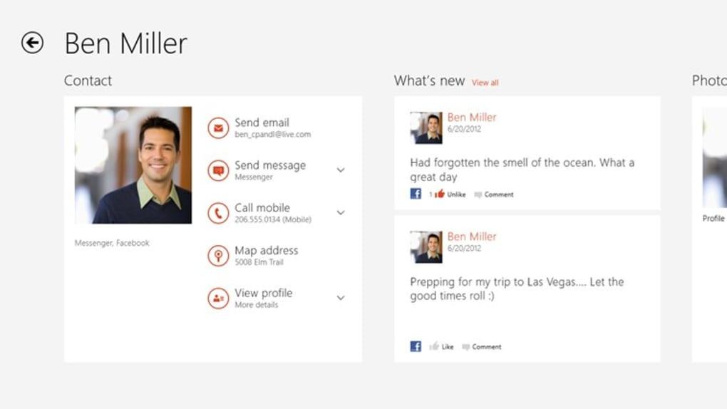 Courrier Et Calendrier.Courrier Et Calendrier Pour Windows 10 Windows Telecharger