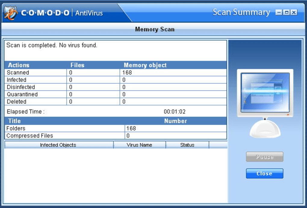 Comodo Antivirus - Download