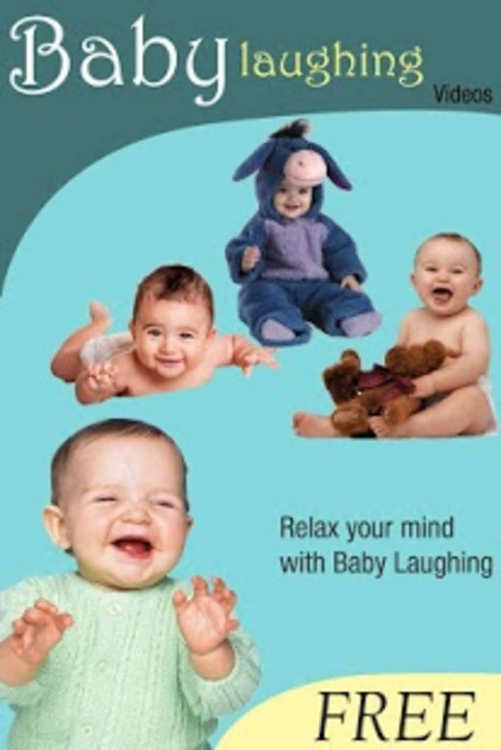 Baby Laughing App Videos