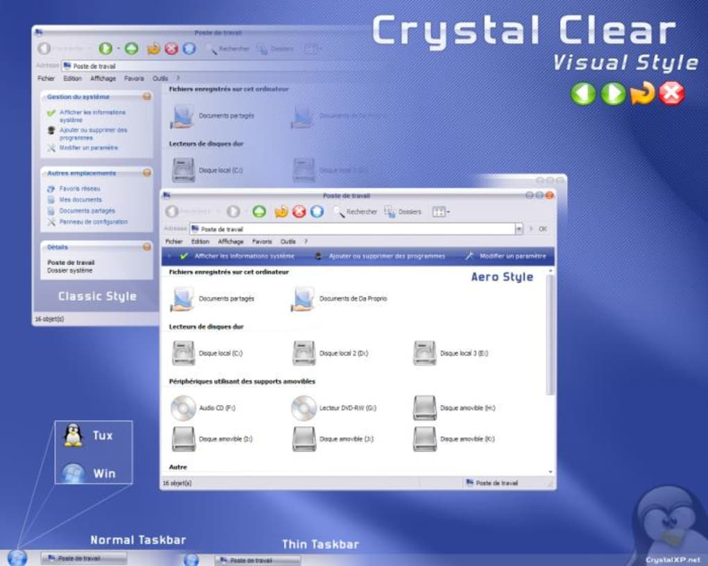 bricopack crystal xp gratuit