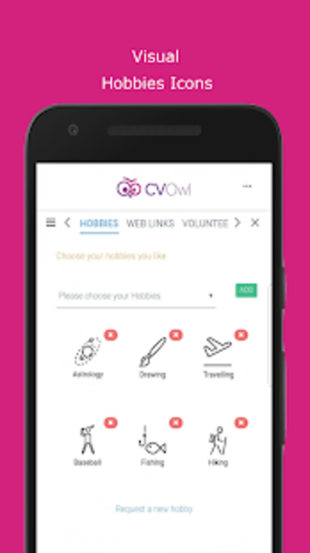 cv owl free resume builder cv maker for android