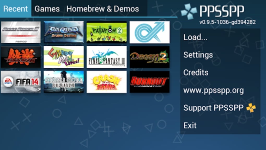 sony playstation portable android emulator