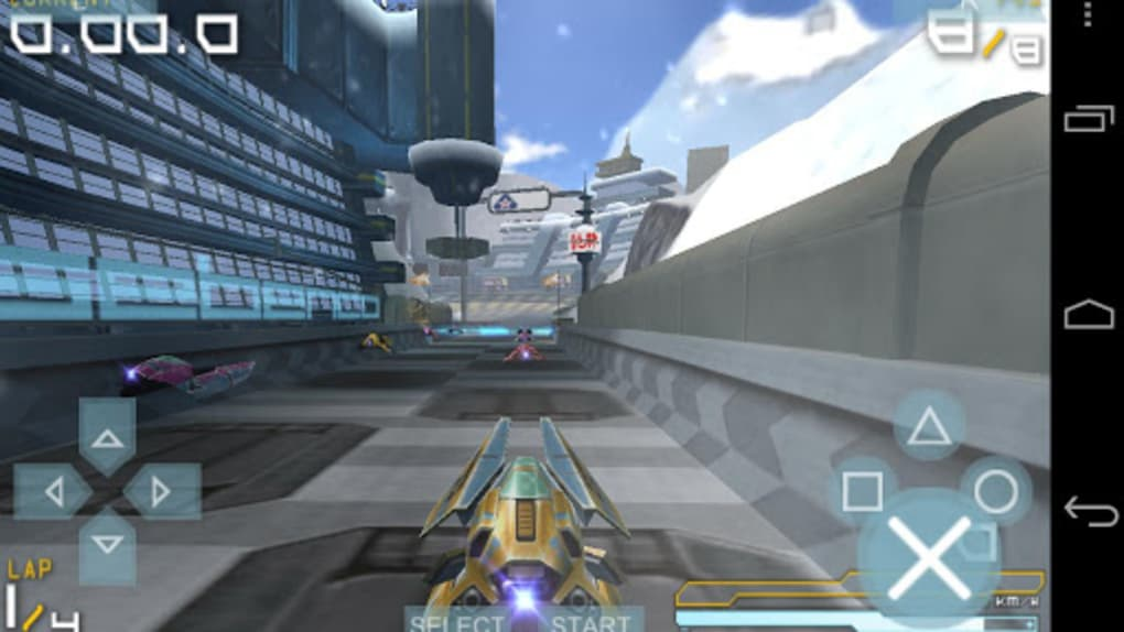 PPSSPP - PSP emulator for Android - Download