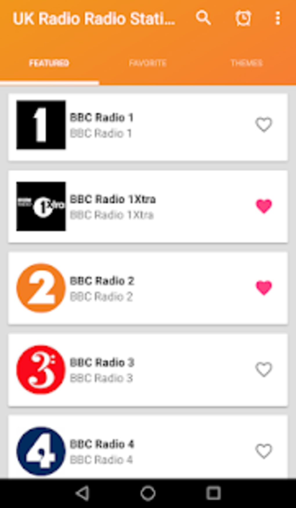 UK Radio - Internet Radio UK for Android - Download
