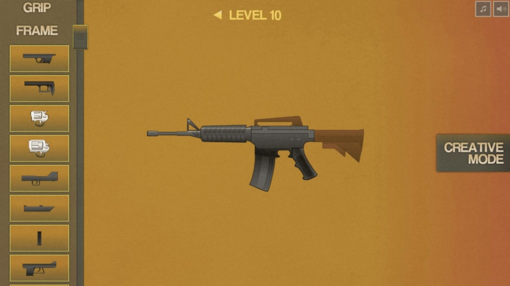 Weapon Gun Builder Simulator - Download