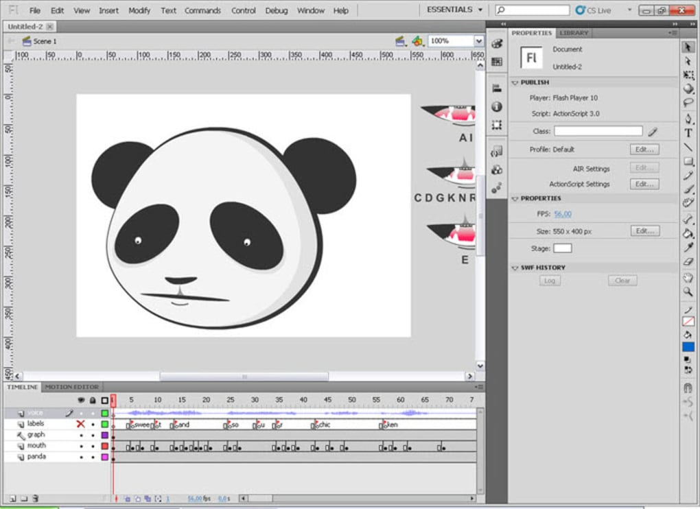 Adobe Photoshop CS5 est un logiciel d'édition d'image très puissant avec lequel vous pourrez créer, éditer, retoucher toutes vos photos et images grâce à des outils et fonctions inégalées.