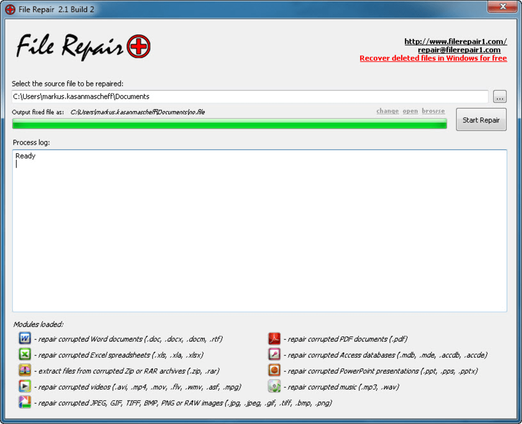File Repair - Download