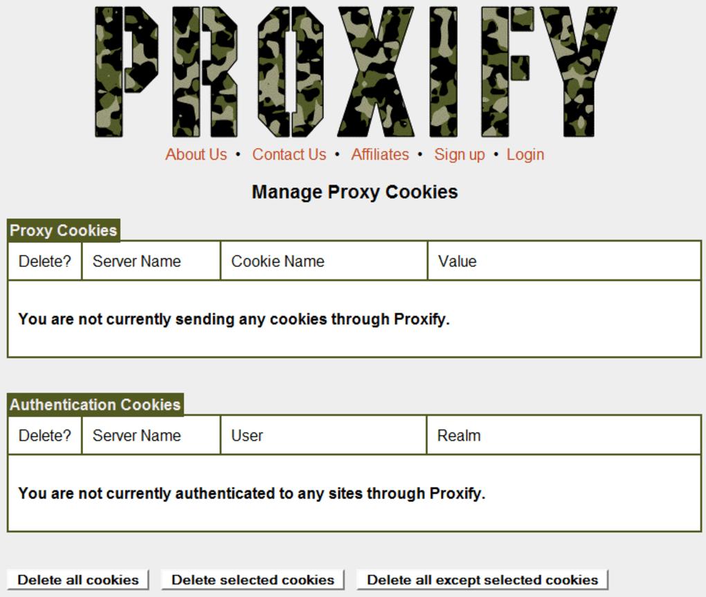proxify softonic