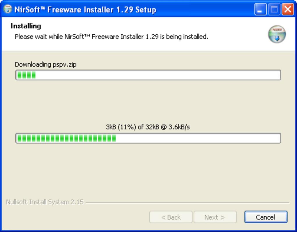 NirSoft Installer - Download
