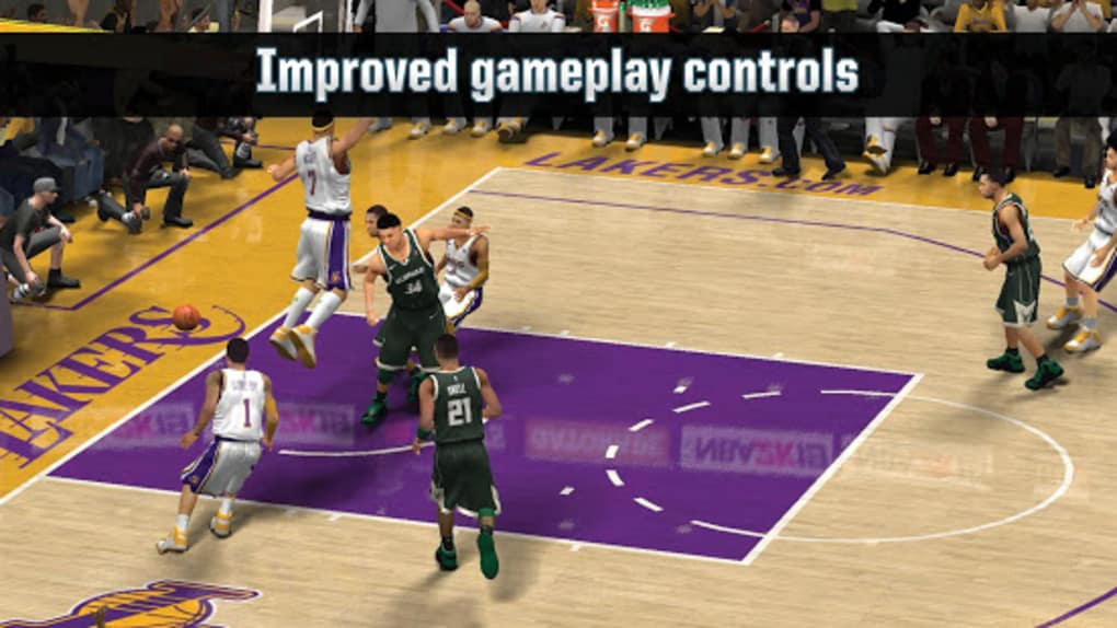 NBA 2K19 for Android - Download