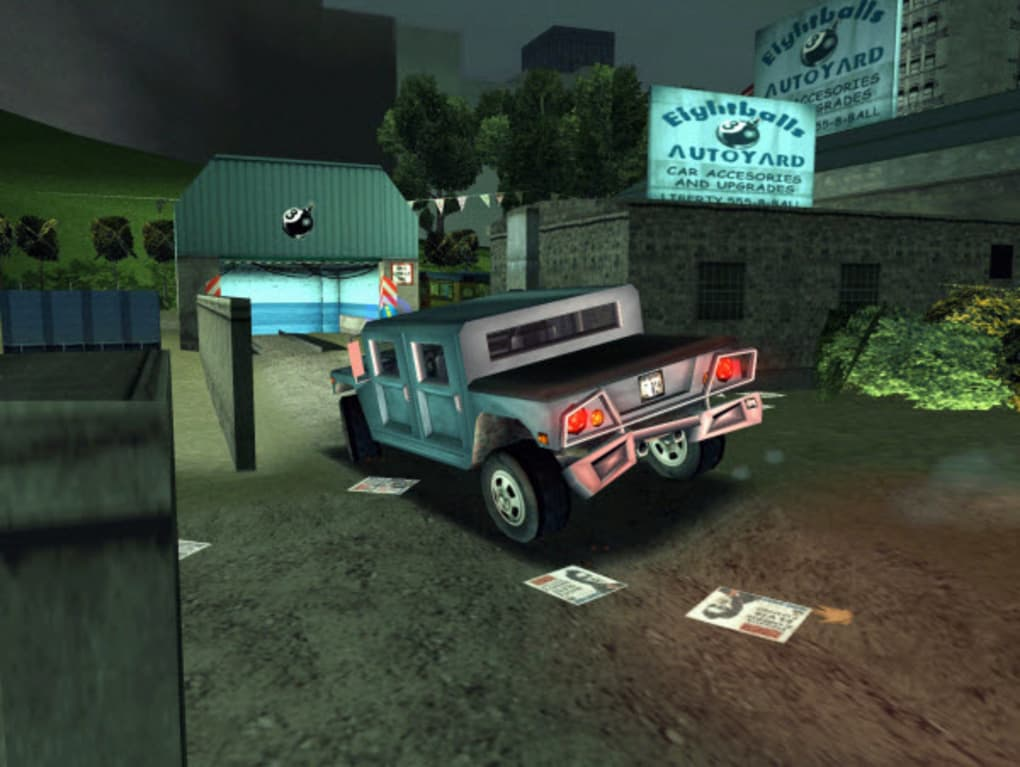 Grand Theft Auto 3 - Download