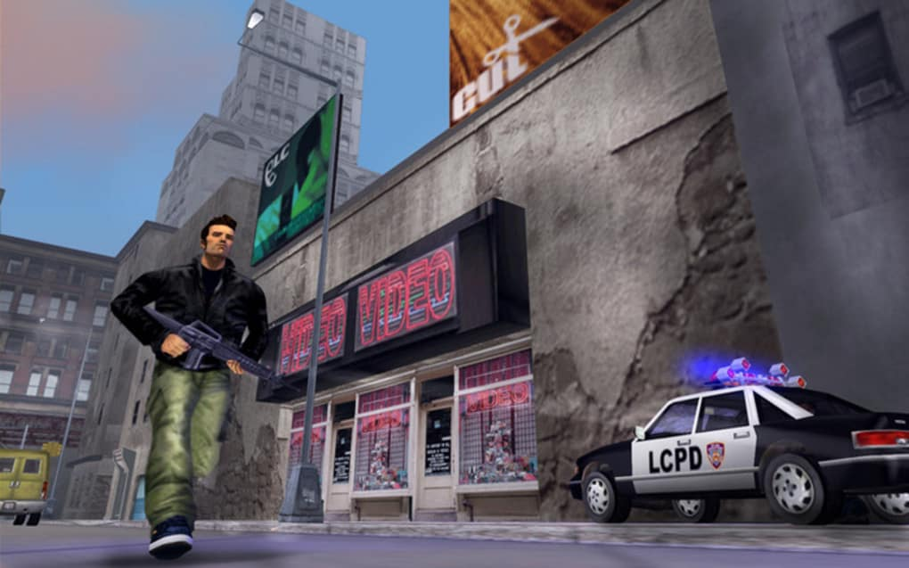 Grand Theft Auto 3 Descargar