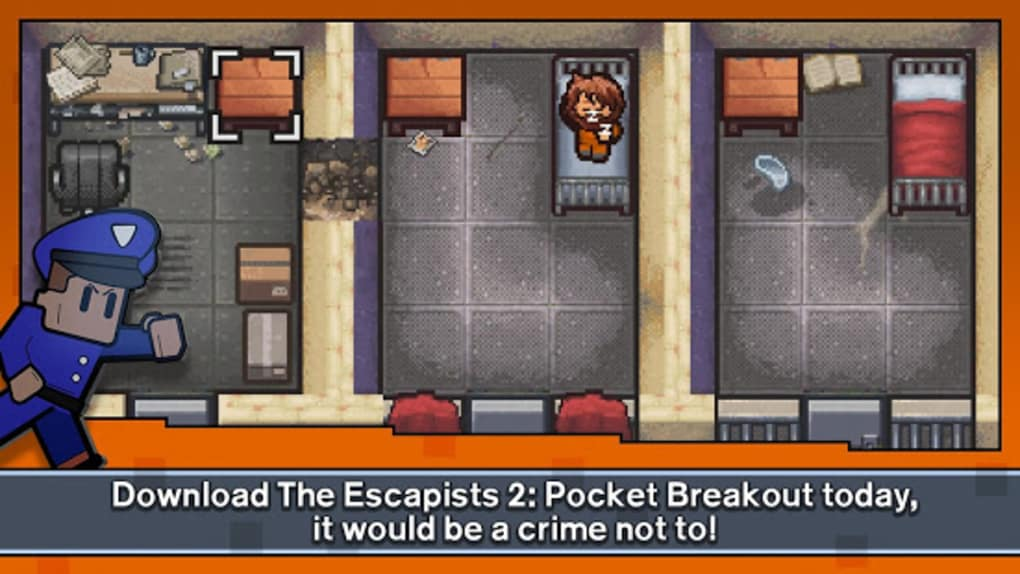 The Escapists 2: Pocket Breakout for Android - Download