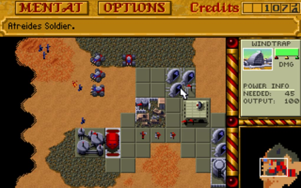 Dune 2 pc review and full download | old pc gaming.