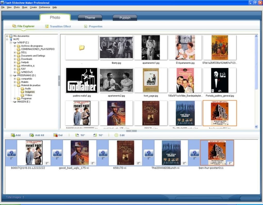 flash slideshow maker professional 4.81
