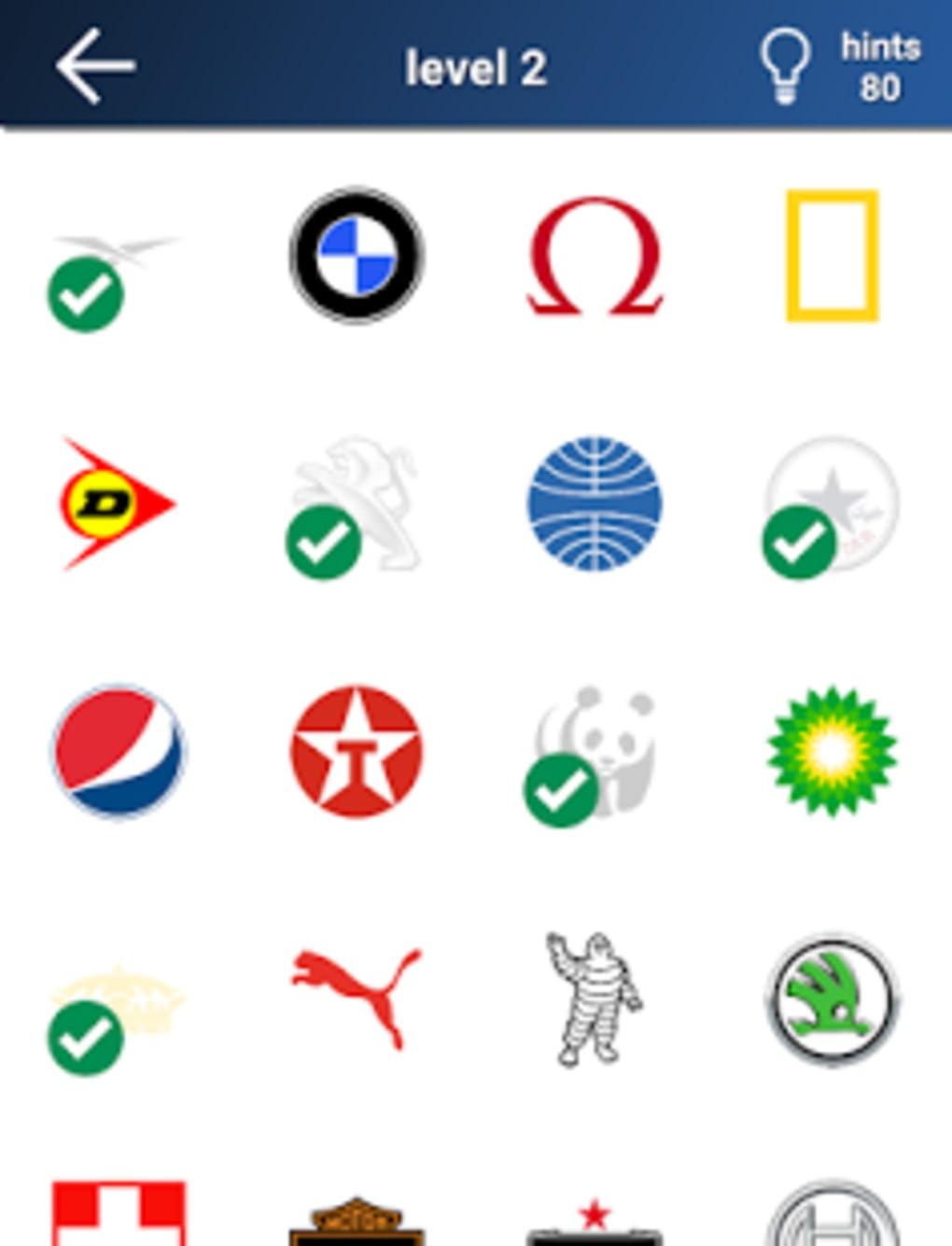 Quiz Logospiel