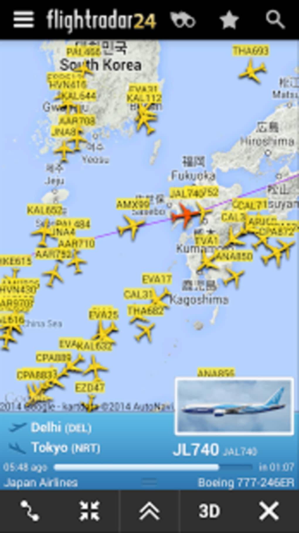 Flightradar24 Pro APK Free Download