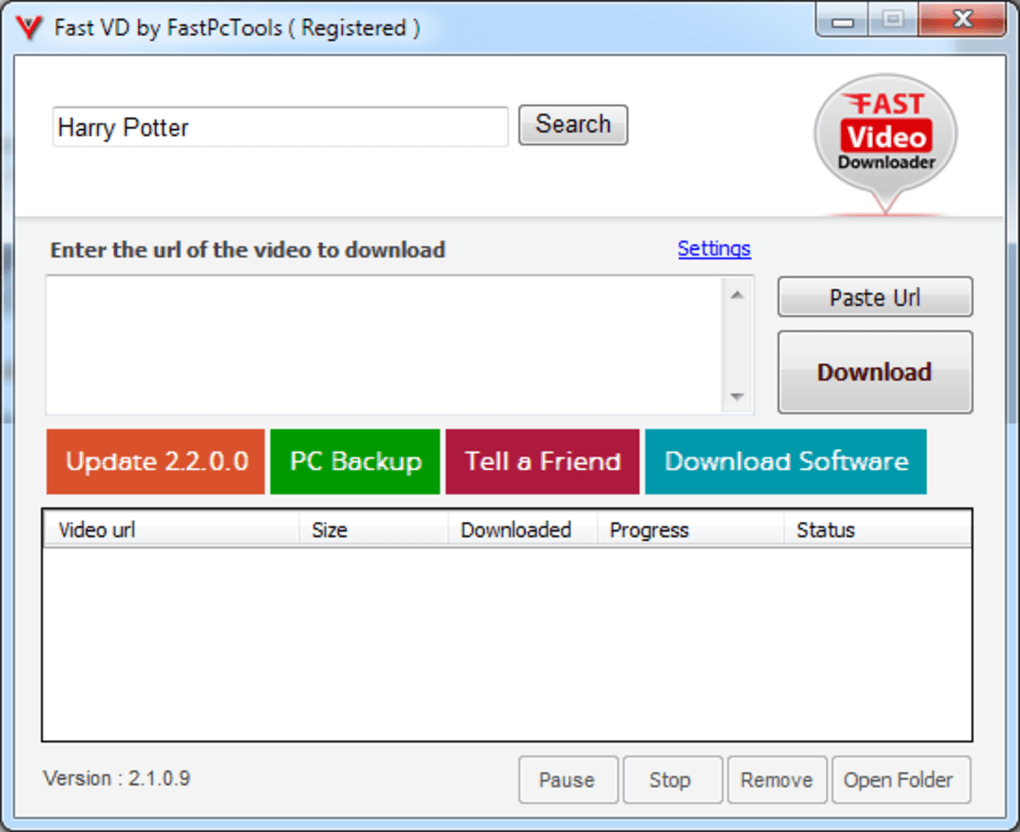 fast movie downloader software for pc