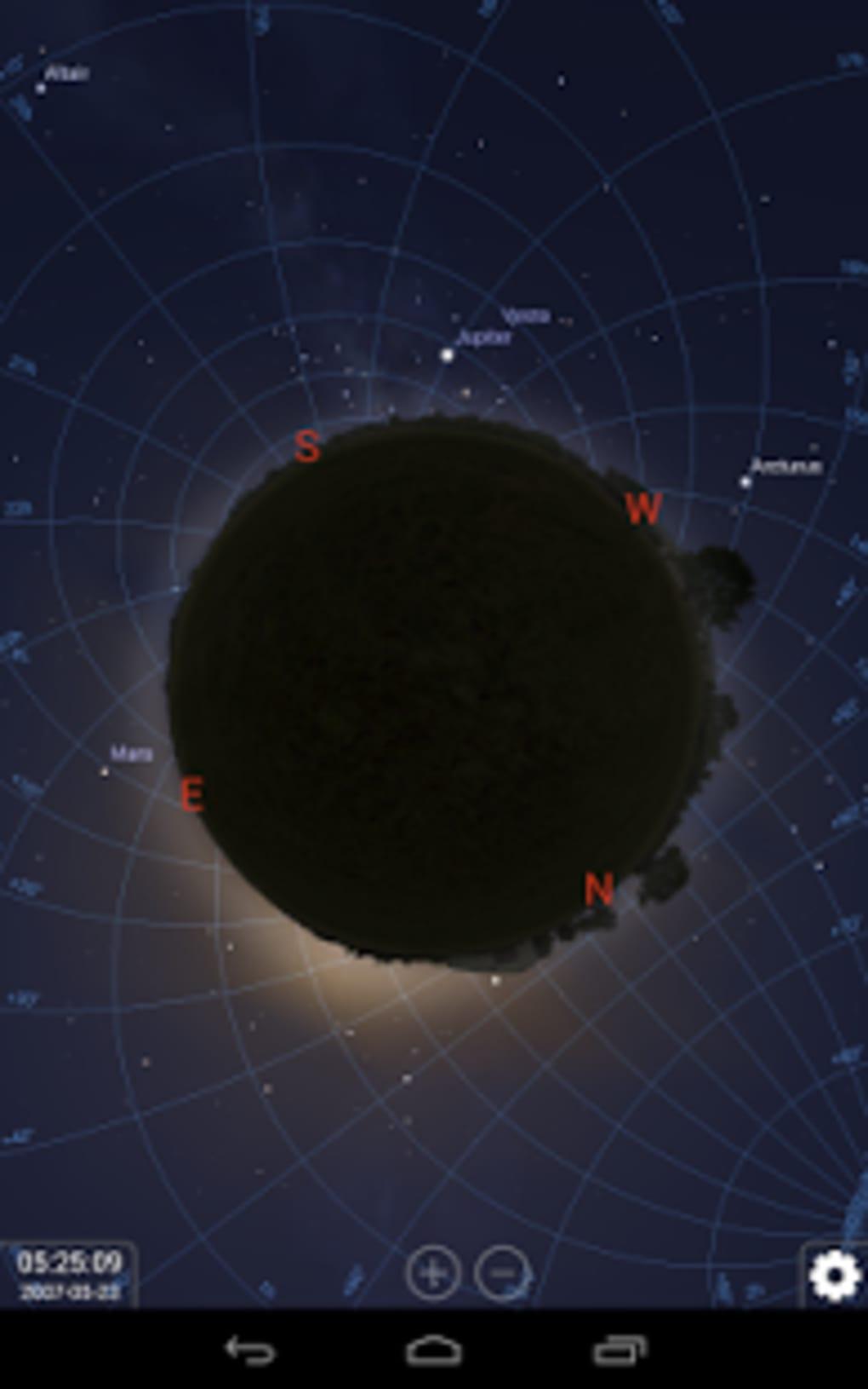 stellarium pour android gratuit