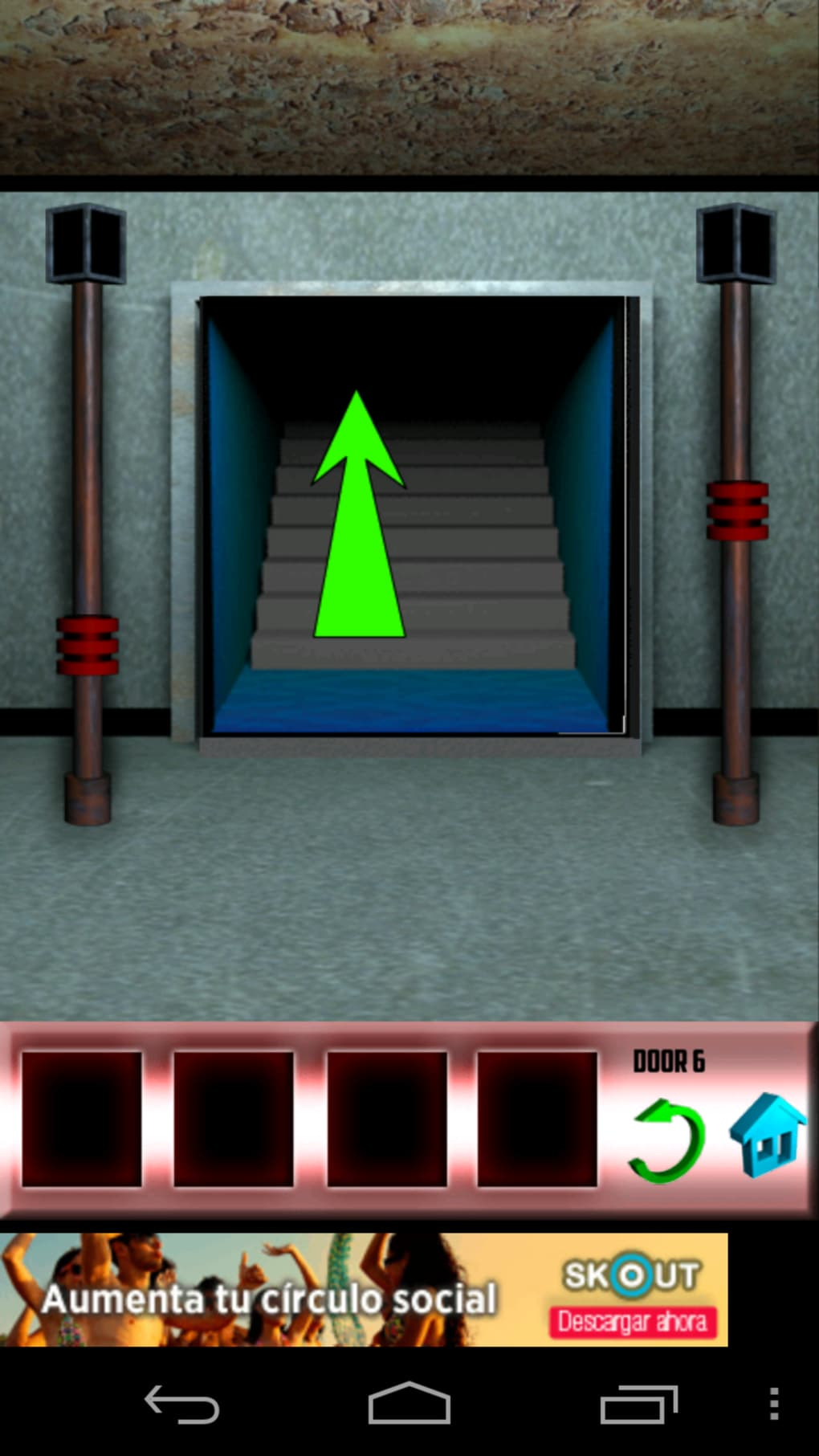 100 Doors for Android - Download