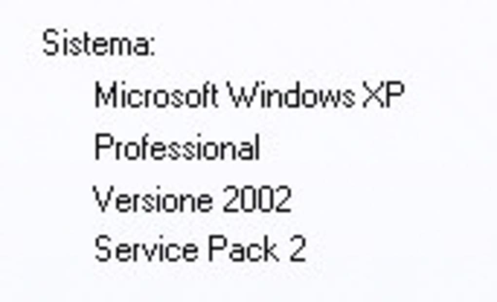 Windows XP Service Pack (Windows) - Download