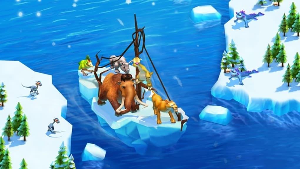 скачать ice age village на пк