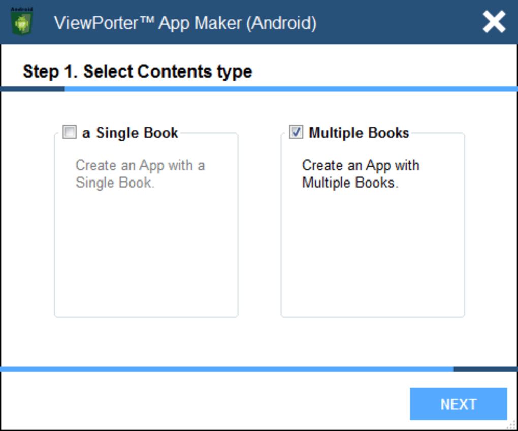 Viewporter® App Maker - Download
