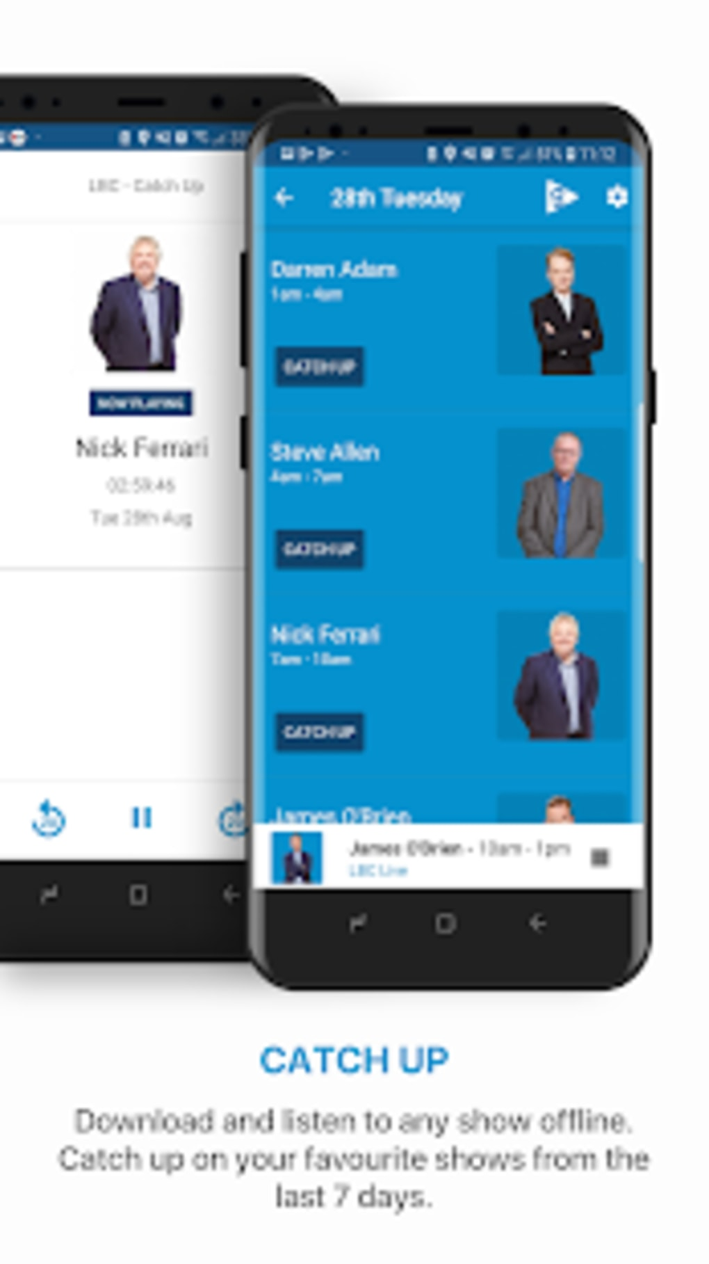 LBC Radio App for Android - Download