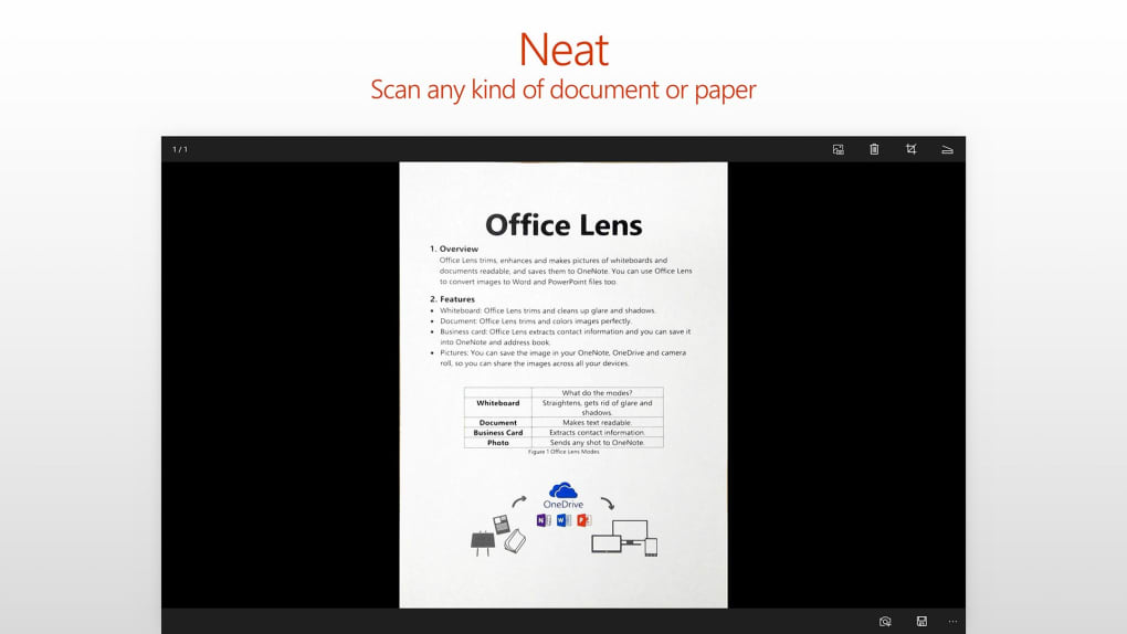 Office Lens - Download