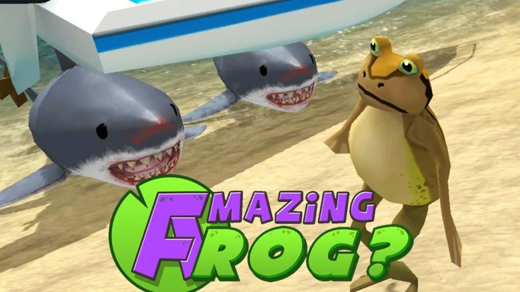 amazing frog demo no download