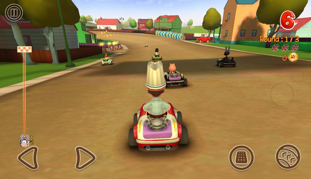 Garfield Kart Download