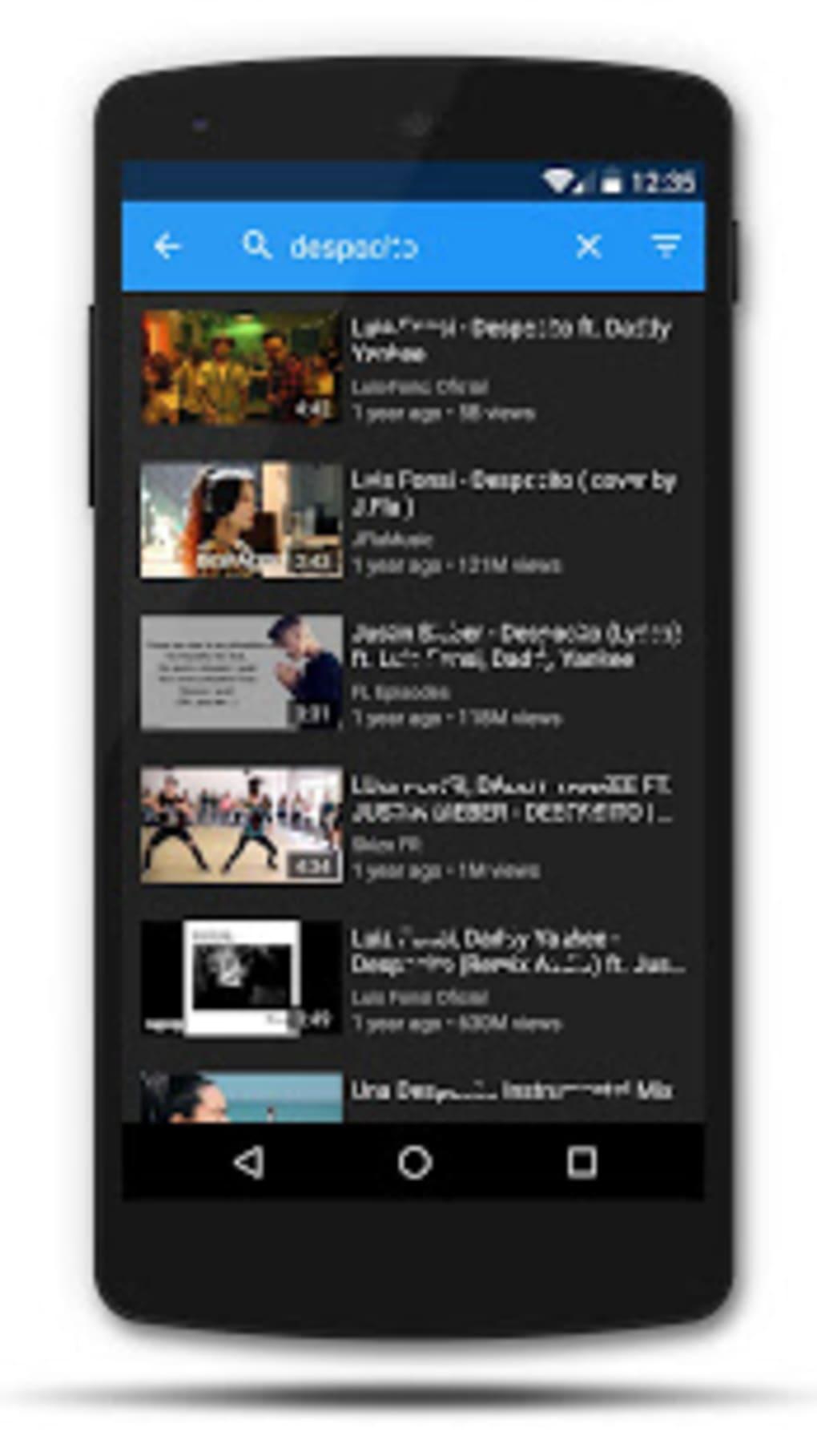descargar app atube catcher para android