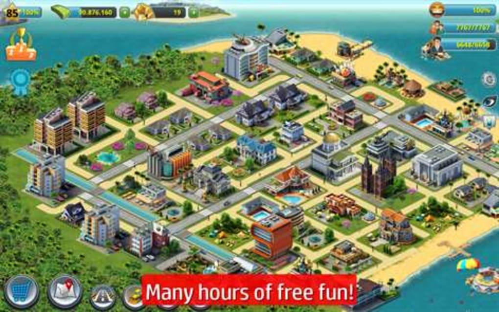 City Island 3 - Download