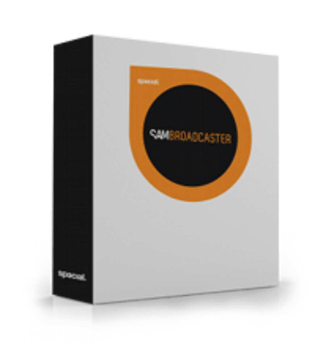 sam broadcaster 4.9.2 windows 10