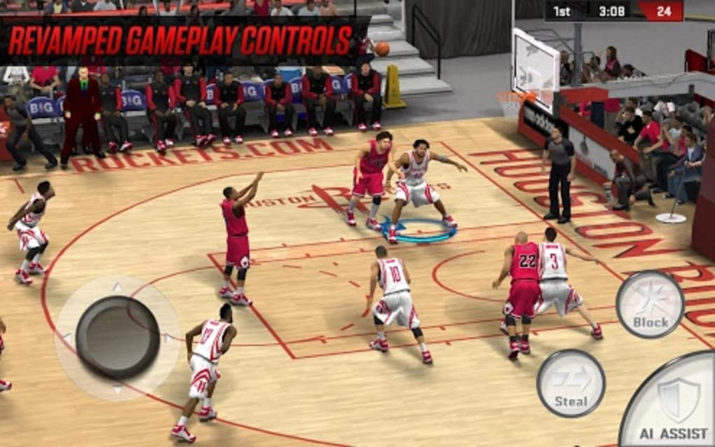 NBA 2K17 for Android - Download